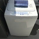 2007年東芝5k洗濯機AW-50GCW