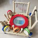 木の楽器おもちゃ