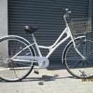 ♪ジモティー特価♪1台限り!!26インチシティ中古サイクル JR東...