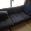 L型ソファーベッド