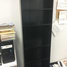 激安!【IKEA製】本棚 黒 ※組み立てのままお引き取り