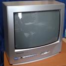 テレビ(ブラウン管)14インチ