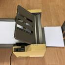 ◆紙折機◆デュプロ オリッコ B4 事務 卓上 ペーパー