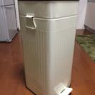 アンティークゴミ箱2個セット