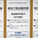 【終了】東急ホテル30%割引券(2017年5月31日まで有効)