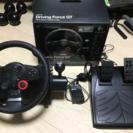 ドライビングフォースGT ハンコン ロジクール PS3 プレイステ...