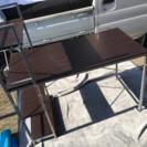 配送可能 ワークデスク PC テーブル