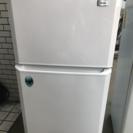 Haier冷蔵庫 內容積106L2015年製
