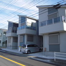藤沢市柄沢 新築分譲住宅 全棟とも 開放感あり 2階リビング 勾配...