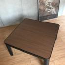 テーブル兼コタツ、美品♪5000円♪