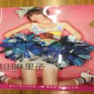 篠田麻里子  非売品  クリアファイル