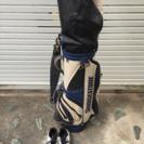 ゴルフクラブセット 24.5cmシューズ付き