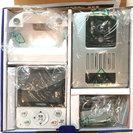 【新品・未使用】ワイヤレス・テレビドアホン -センサー、録画機能付...