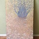 【絵画】濃厚なマチエールが印象的な油彩画