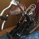 自転車☆使用回数(7.8回)非常に状態良好