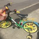 アンパンマン自転車 16inch