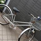 自転車 シティサイクル 26インチ ママチャリ