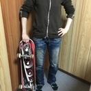 スケートボードあげます