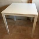 IKEA ホワイトテーブル
