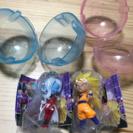 ドラゴンボール超ガチャ UDM24 トワ&孫悟空
