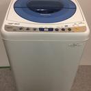 【期間限定30%OFF・全国送料無料・半年保証】洗濯機  PANA...