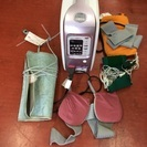 イトーレーター 家庭用超短波、負電荷治療器 スーパーひまわり 一度...