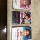 松田聖子カセットテープ三本