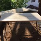 【交渉中】古民家風ローテーブル