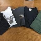 中古ティシャツ5枚セット