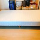 【最終値引】シングルベッド(美品)