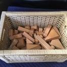 知育玩具 木製積み木