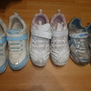 あげます!子供用運動靴