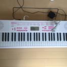 CASIO 光ナビゲーションキーボード LK-121