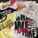 Tシャツ 120 7枚