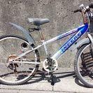 子供用マウンテンバイク(要修理 引き取り限定)