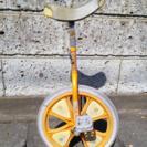 一輪車 18インチ スタンド付き