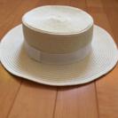 未使用 earth 帽子 カンカン帽