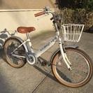 18インチ  子供用自転車