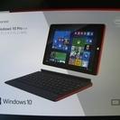 [新品未使用]Windows10 Pro搭載タブレットPC (10...