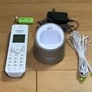 パナソニック コードレス電話機 VE-GDS02-T(モカ)