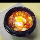 スン豆腐チゲー5月30日 韓国料理教室