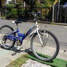 男の子自転車24インチ