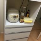 食器棚・冷蔵庫