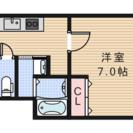 前家賃のみの入居可能新築物件