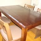 回転椅子 テーブル (こたつ)