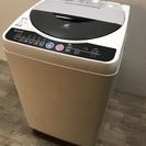 042511 洗濯機 SHARP 6.0kg