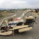 農機具 一輪オートバインダー