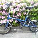 ★0円★ 折り畳み自転車(16インチ、2011年製)