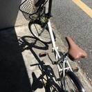 フォルクスワーゲンの折りたたみ自転車★