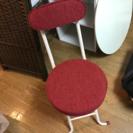 簡易の折りたたみ椅子